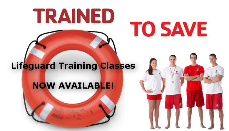Now offering lifeguard certification classes!